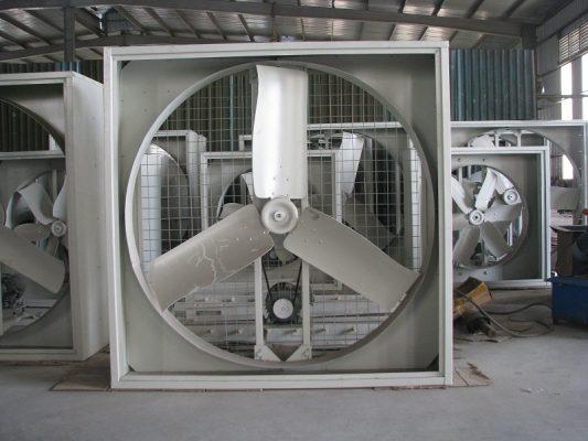 Quạt hút gió công nghiệp